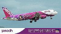 Peach エアバス A320 MARIKO JET