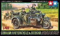 ドイツ 軍用サイドカー