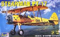 レベル1/48 飛行機モデルステアマン PT-17
