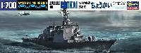 ハセガワ1/700 ウォーターラインシリーズ海上自衛隊 護衛艦 ちょうかい