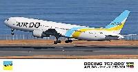 ハセガワ1/200 飛行機シリーズAIR DO ボーイング 767-300
