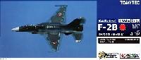 トミーテック技MIX航空自衛隊 三菱 F-2B 第6飛行隊 (築城基地)