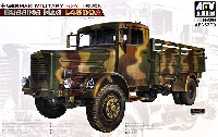 AFV CLUB1/35 AFV シリーズビュッシング NAG L4500A トラック