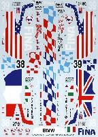 マクラーレン F1-GTR FINA #38/#39 ル・マン 1996