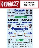 フェラーリ 308GTB #12 タルガ フローリオ 1982 / イタリア ラリー選手権 1982 デカール