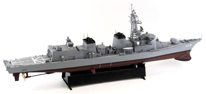 海上自衛隊 護衛艦 DD-113 さざなみプラモデル(ピットロード1/350 スカイウェーブ JB シリーズNo.JB021)商品画像_3