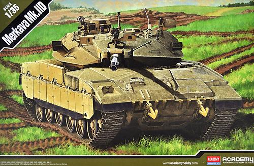 メルカバ Mk.2Dプラモデル(アカデミー1/35 ArmorsNo.13286)商品画像