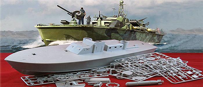 アメリカ海軍 エルコ 80' PTボート (後期型)プラモデル(メリットインターナショナル1/48 艦船No.64801)商品画像_2