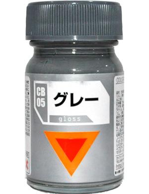 グレー塗料(ガイアノーツダグラムカラーNo.CB-005)商品画像