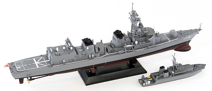 海上自衛隊 護衛艦 DD-113 さざなみプラモデル(ピットロード1/700 スカイウェーブ J シリーズNo.J-067)商品画像_2