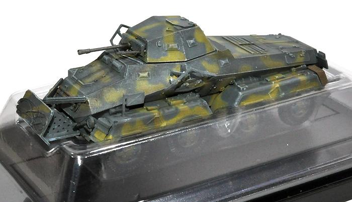 Sd.Kfz.231 8輪重装甲車 第23装甲師団 1942年 モズドク完成品(ドラゴン1/72 ドラゴンアーマーシリーズNo.60600)商品画像_2