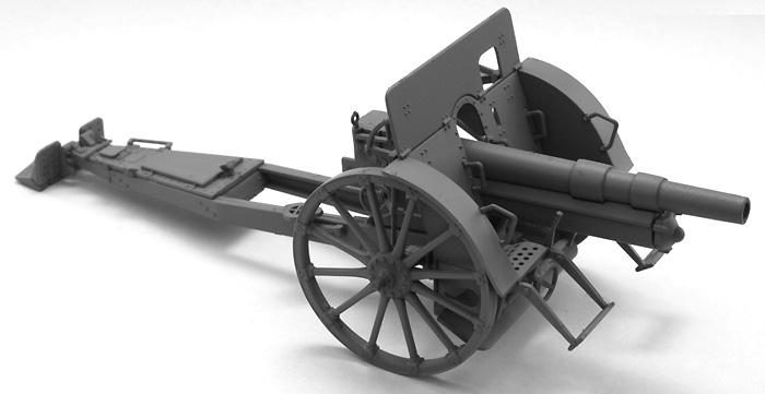 シュコダ vz.14/19 100mm榴弾砲プラモデル(IBG1/35 AFVモデルNo.35025)商品画像_3