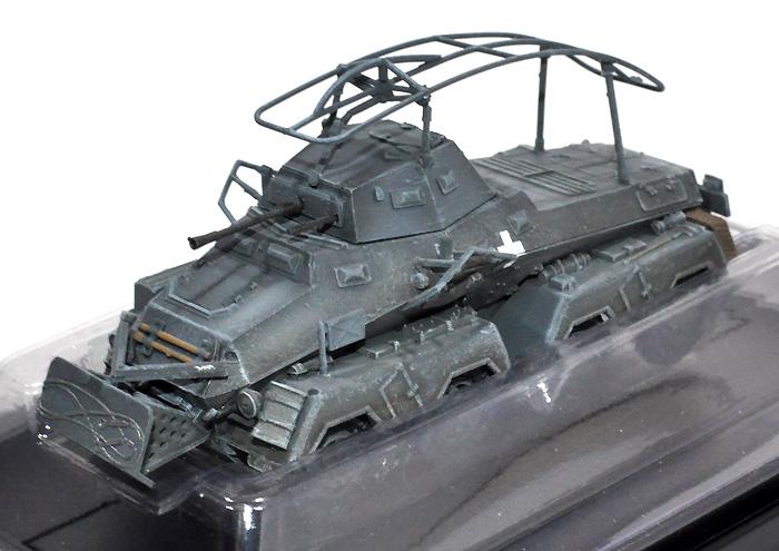 ドイツ 8輪重装甲車 Sd.Kfz.232 第1SS装甲師団 LAH ポーランド 1939完成品(ドラゴン1/72 ドラゴンアーマーシリーズNo.60585)商品画像_2
