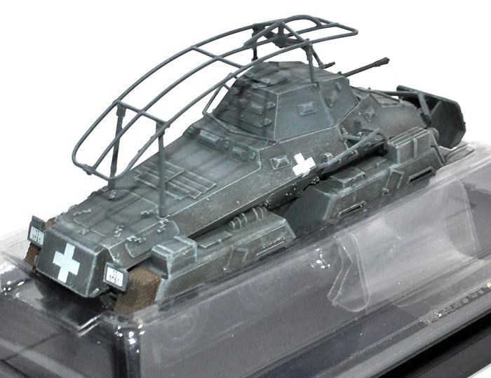 ドイツ 8輪重装甲車 Sd.Kfz.232 第1SS装甲師団 LAH ポーランド 1939完成品(ドラゴン1/72 ドラゴンアーマーシリーズNo.60585)商品画像_3