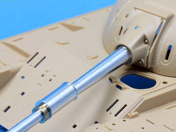 イスラエル 105mm M-68砲身 ティラン 5用 バージョンB (タミヤ用)メタル(アベール1/35 AFV用 砲身パーツNo.35L-144)商品画像_2