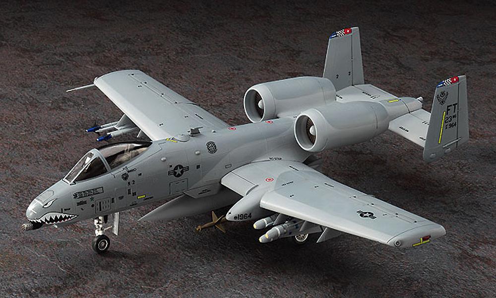 A-10C サンダーボルト 2プラモデル(ハセガワ1/72 飛行機 EシリーズNo.E043)商品画像_2