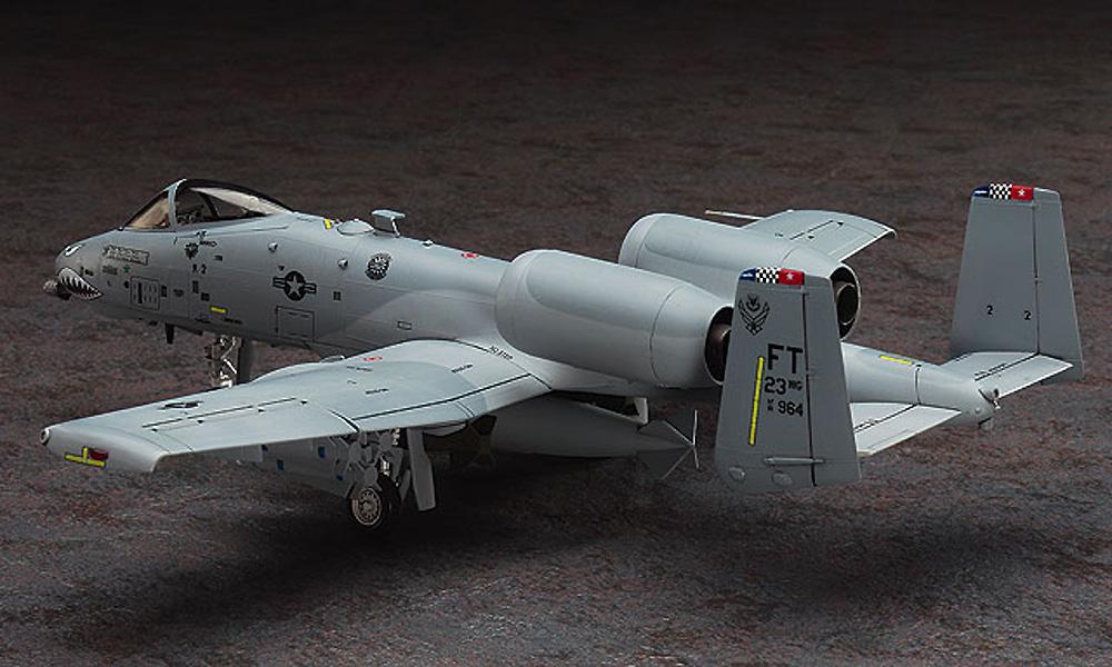 A-10C サンダーボルト 2プラモデル(ハセガワ1/72 飛行機 EシリーズNo.E043)商品画像_3