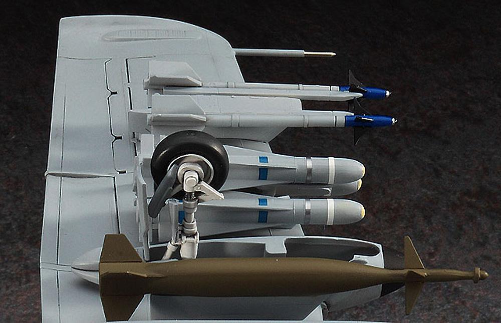 A-10C サンダーボルト 2プラモデル(ハセガワ1/72 飛行機 EシリーズNo.E043)商品画像_4