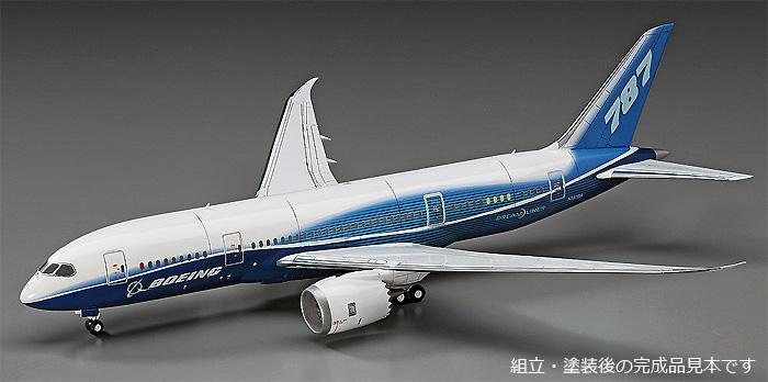 ボーイング 787-8 デモンストレイター 1号機プラモデル(ハセガワ1/200 飛行機 限定生産No.10807)商品画像_3
