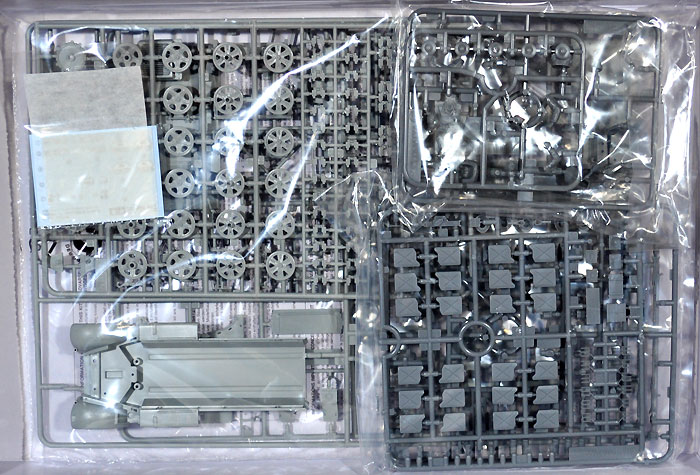 ドイツ 1トン ハーフトラック Sd.kfz.10プラモデル(タミヤタミヤ イタレリ シリーズNo.37016)商品画像_1