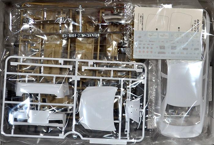 AWS210 クラウン ハイブリッド ロイヤルサルーン G '12 20インチカスタムプラモデル(アオシマ1/24 ザ・ベストカーGTNo.001-SP)商品画像_1