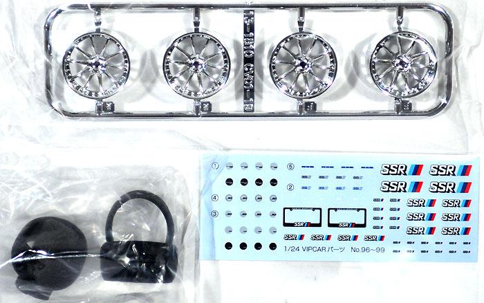 SSR エグゼキューター CV01プラモデル(アオシマ1/24 VIPカー パーツシリーズNo.096)商品画像_3