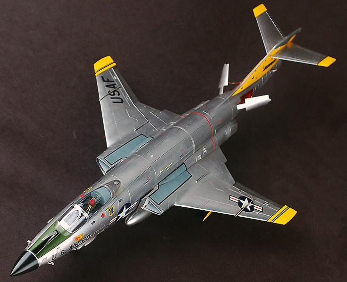 F-101A/C ブードゥープラモデル(キティホーク1/48 ミリタリーNo.KH80115)商品画像_3