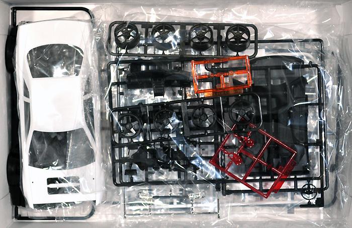 BNR34 スカイライン GT-R V‐spec2プラモデル(アオシマ1/24 ザ・ベストカーGTNo.008)商品画像_1