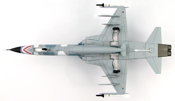 F-5F タイガー 2 VFC-111 サンダウナーズ完成品(ホビーマスター1/72 エアパワー シリーズ (ジェット)No.HA3350)商品画像_3