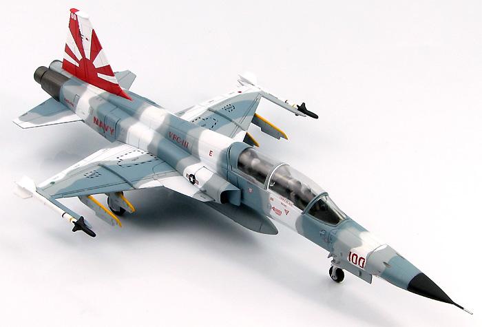 F-5F タイガー 2 VFC-111 サンダウナーズ完成品(ホビーマスター1/72 エアパワー シリーズ (ジェット)No.HA3350)商品画像_4