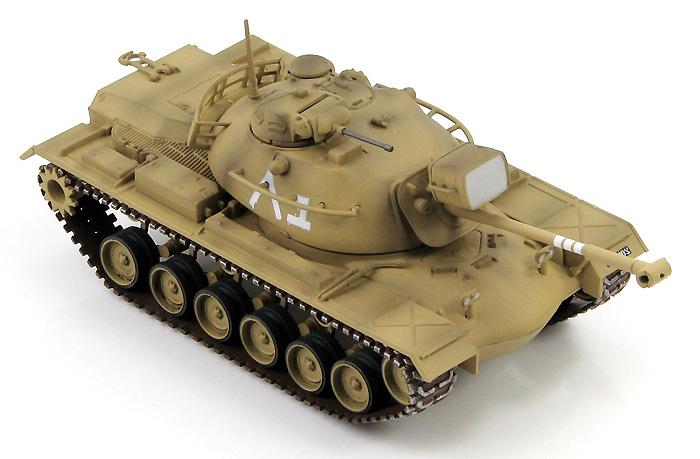 M48A2 パットン イスラエル軍 第7機甲旅団完成品(ホビーマスター1/72 グランドパワー シリーズNo.HG5504)商品画像_1