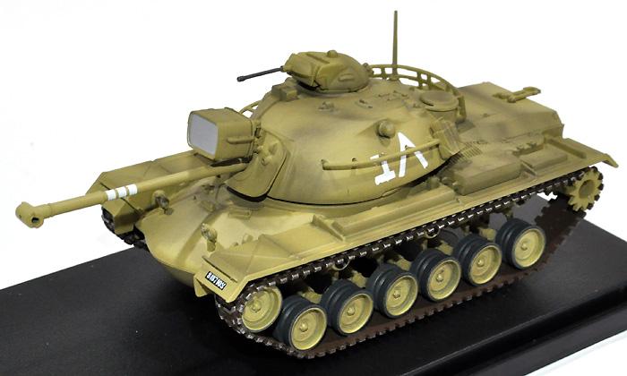 M48A2 パットン イスラエル軍 第7機甲旅団完成品(ホビーマスター1/72 グランドパワー シリーズNo.HG5504)商品画像_2
