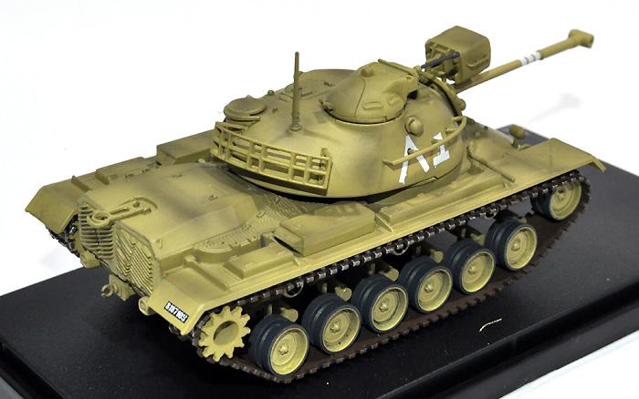 M48A2 パットン イスラエル軍 第7機甲旅団完成品(ホビーマスター1/72 グランドパワー シリーズNo.HG5504)商品画像_3