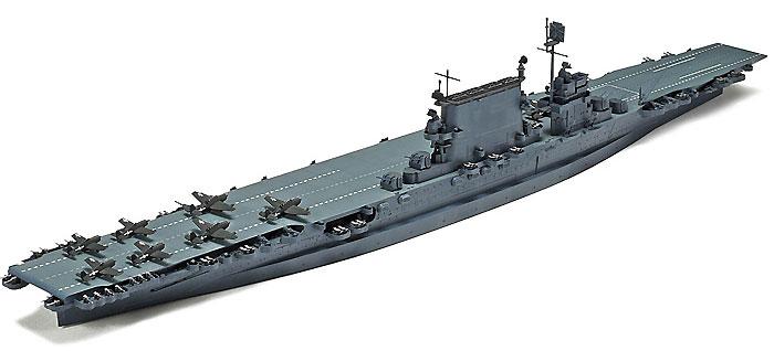 アメリカ海軍 航空母艦 CV-3 サラトガプラモデル(タミヤ1/700 ウォーターラインシリーズNo.713)商品画像_3