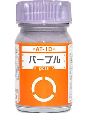 パープル (AT-10)塗料(ガイアノーツボトムズカラー シリーズNo.AT-010)商品画像