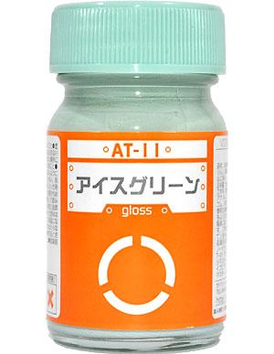 アイスグリーン (AT-11)塗料(ガイアノーツボトムズカラー シリーズNo.AT-011)商品画像
