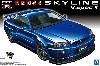 BNR34 スカイライン GT-R V‐spec2