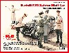 オペル カデット K38 サルーン スタッフカー w/交通警察隊
