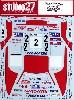 トヨタ セリカ ST165 モンテカルロ/ツール・ド・コルス/RAC 1990