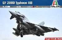 イタレリ1/72 航空機シリーズEF2000 タイフーン 2B