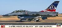 F-16BM ファイティング ファルコン JSF テストサポート