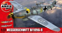 エアフィックス1/72 ミリタリーエアクラフトメッサーシュミット Bf109G-6