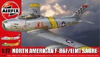 エアフィックス1/72 ミリタリーエアクラフトF-86F/E(M) セイバー