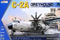 キネティック1/48 エアクラフト プラモデルC-2A グレイハウンド アメリカ海軍 艦上輸送機