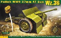 ポーランド 37mm Wz.36対戦車砲
