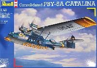 レベル1/48 飛行機モデルPBY-5A カタリナ