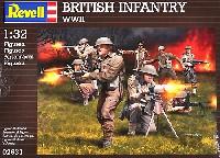 WW2 イギリス歩兵