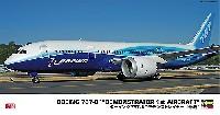 ハセガワ1/200 飛行機 限定生産ボーイング 787-8 デモンストレイター 1号機