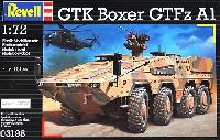 レベル1/72 ミリタリーGTK ボクサー (GTFz A1)