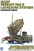 航空自衛隊 パトリオット PAC-3 発射機